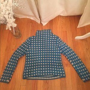 Anthropologie Sz Xsmall high neck sweater